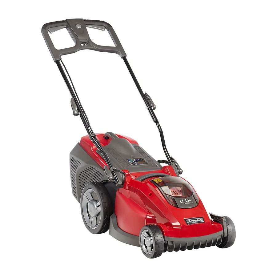 Mountfield Princess 34Li Freedom 48 Lawnmower