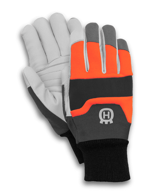 Husqvarna Gloves, Functional with Saw Protection