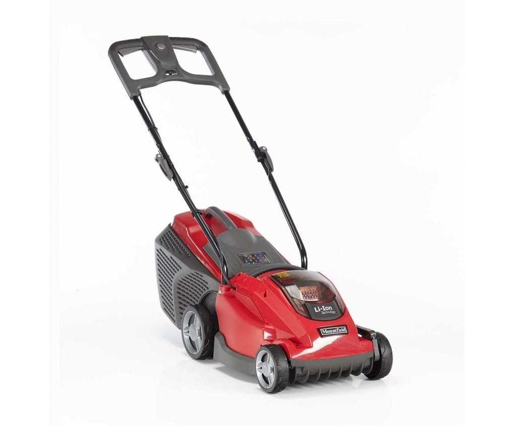 Mountfield Princess 38Li Freedom 48 Cordless Lawnmower