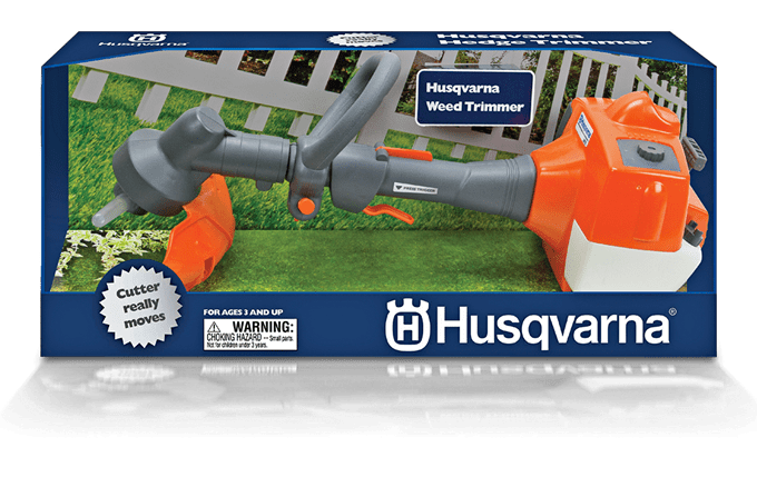 Husqvarna Toy Weed Trimmer/ Strimmer