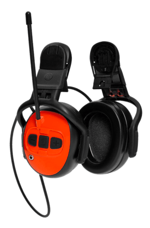 Husqvarna Hearing Protection with FM Radio